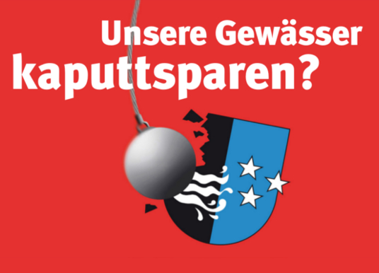 Wassernutzungsgesetz Aargau, WWF, Aargauischer Fischereiverband, BirdLife, Pro Natura, Jagdschutzverein, Abstimmung vom 27. November 2016