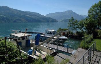 EAWAG, Kastanienbaum, Forschung, Seen, Flüsse