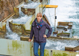EVA BAIER: RETTERIN DER FISCHE