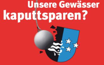 Nein auch diesmal zur Anpassung des Wassernutzungsgesetzes, Aargauischer Fischereiverband, AFV