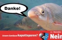 Wassernutzungsgesetz – Gewässerrevitalisierungen, WWF