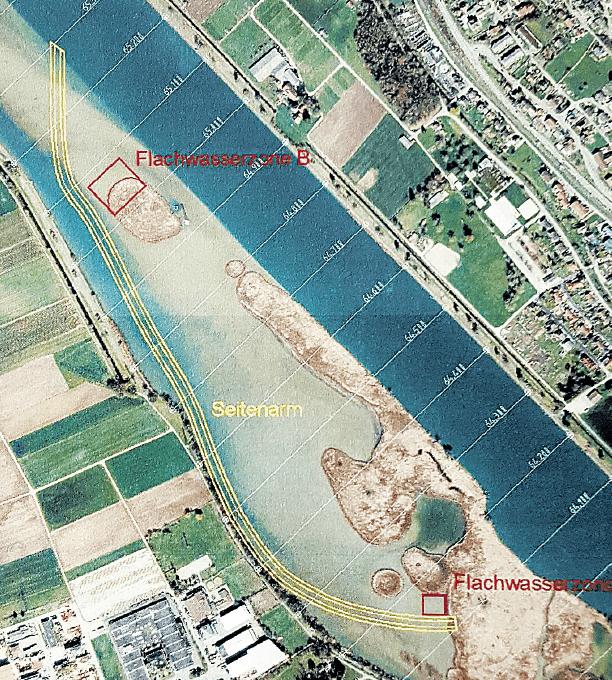 Ausbaggerung Klingnauer Stausee, PCB, Beschwerde, Botschaft