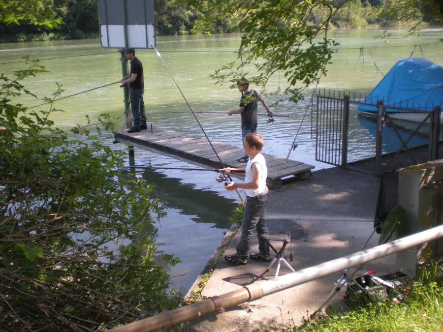 Gesucht Jungischer-Obmann, Vorstand gesucht, Fischerausbildung, Jungfischerausbildung