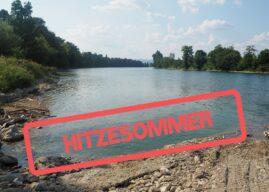 FISCHER AUFGEPASST – DIE TEMPERATUREN STEIGEN!